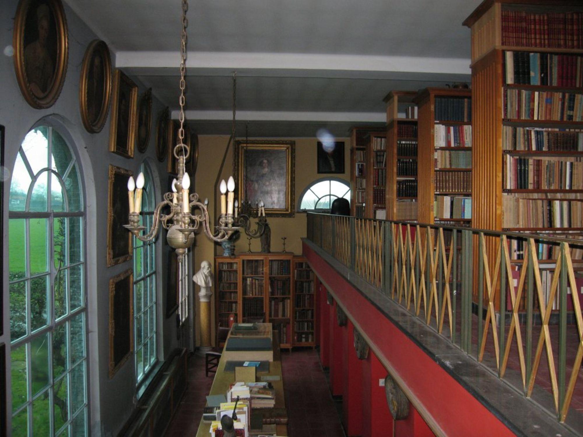 Bibliotheek van Stichting de Bethune