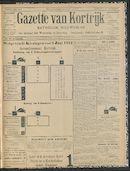 Gazette Van Kortrijk 1912-06-02