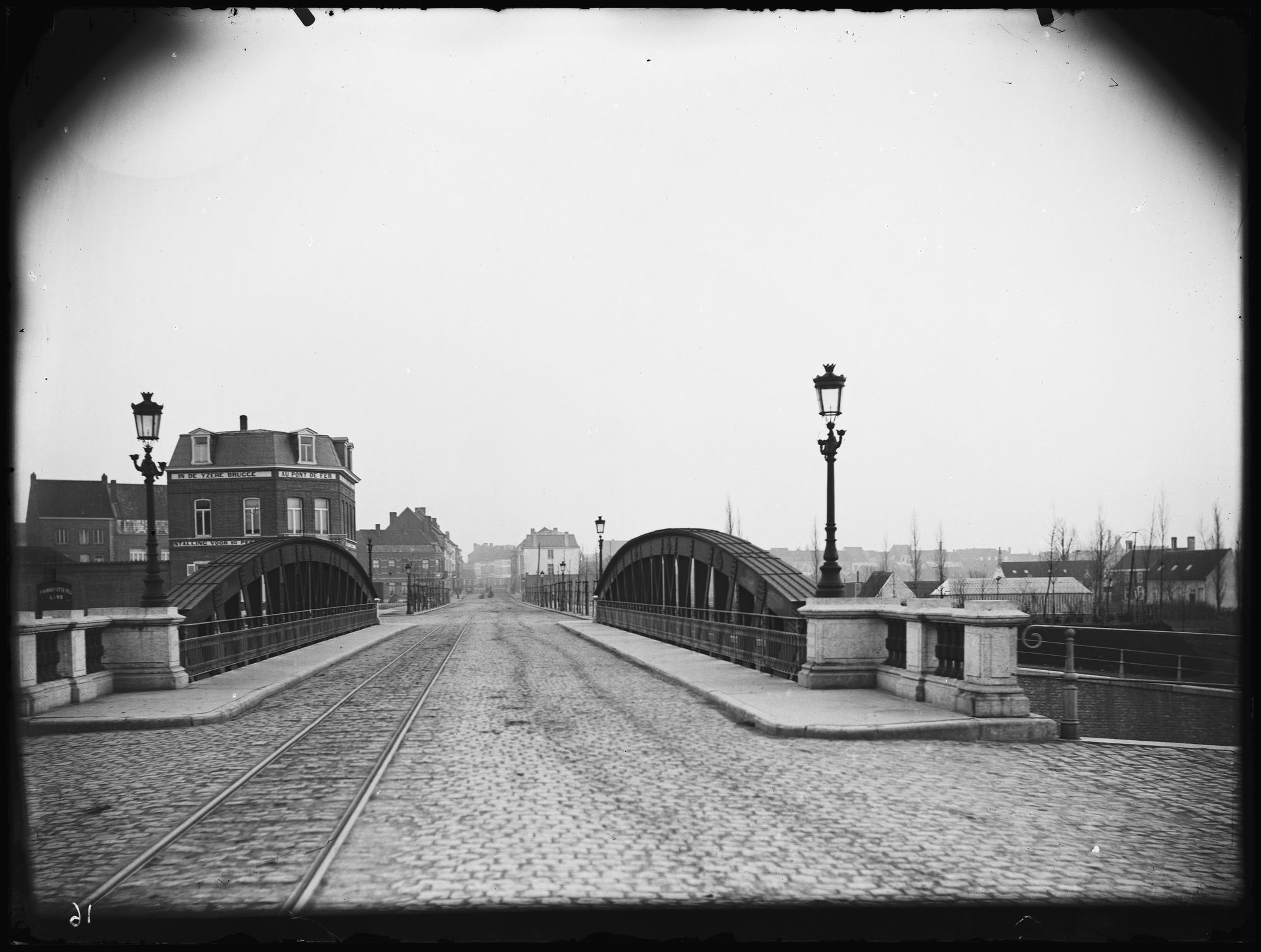 Noordbrug circa 1892