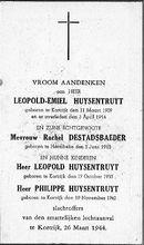 Leopold Huysentruyt