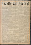 Gazette van Kortrijk 1916-03-18 p1