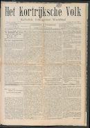 Het Kortrijksche Volk 1907-06-23