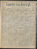 Gazette Van Kortrijk 1909-04-18