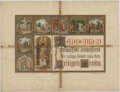 Westflandrica - Aandenken, Heilige Trudo