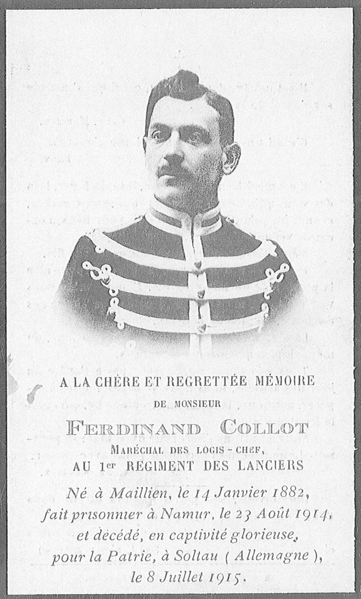 Ferdinand Collot