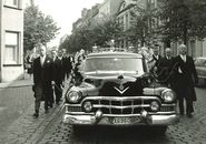 Begrafenis oud-schepen Georges Lagae