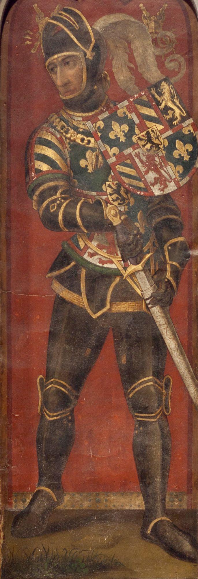 1467 - 1477 Karel de Stoute