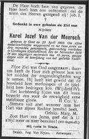 Karel-Jozef Van der Meersch