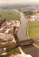 Spoorwegbrug De Drie Duikers 1985