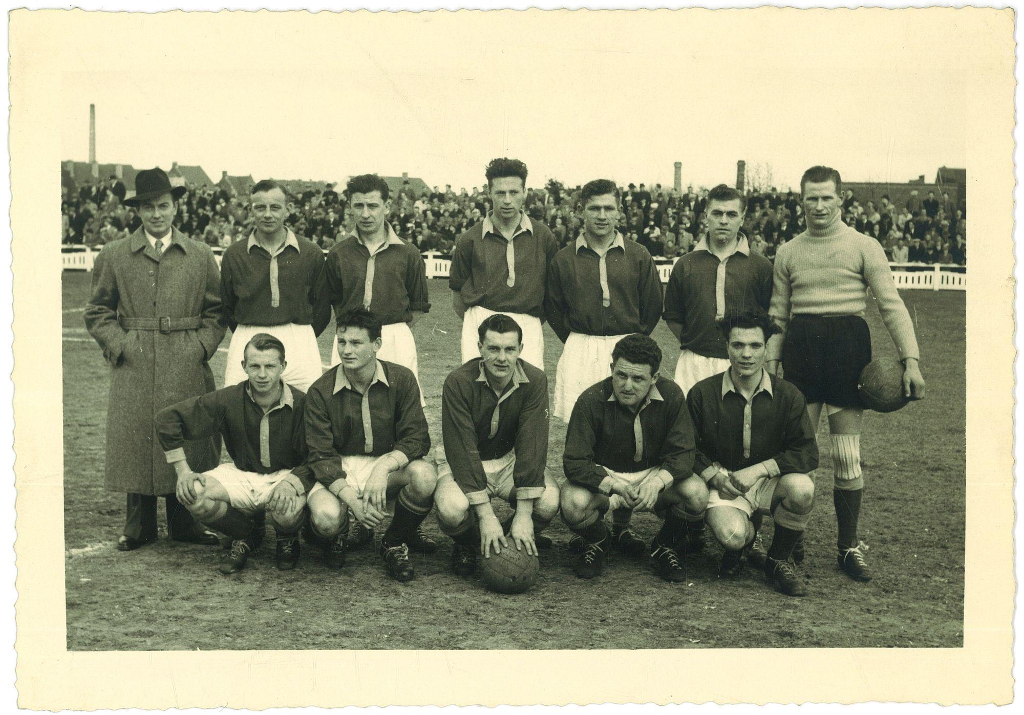 Kortrijk Sport in 1950