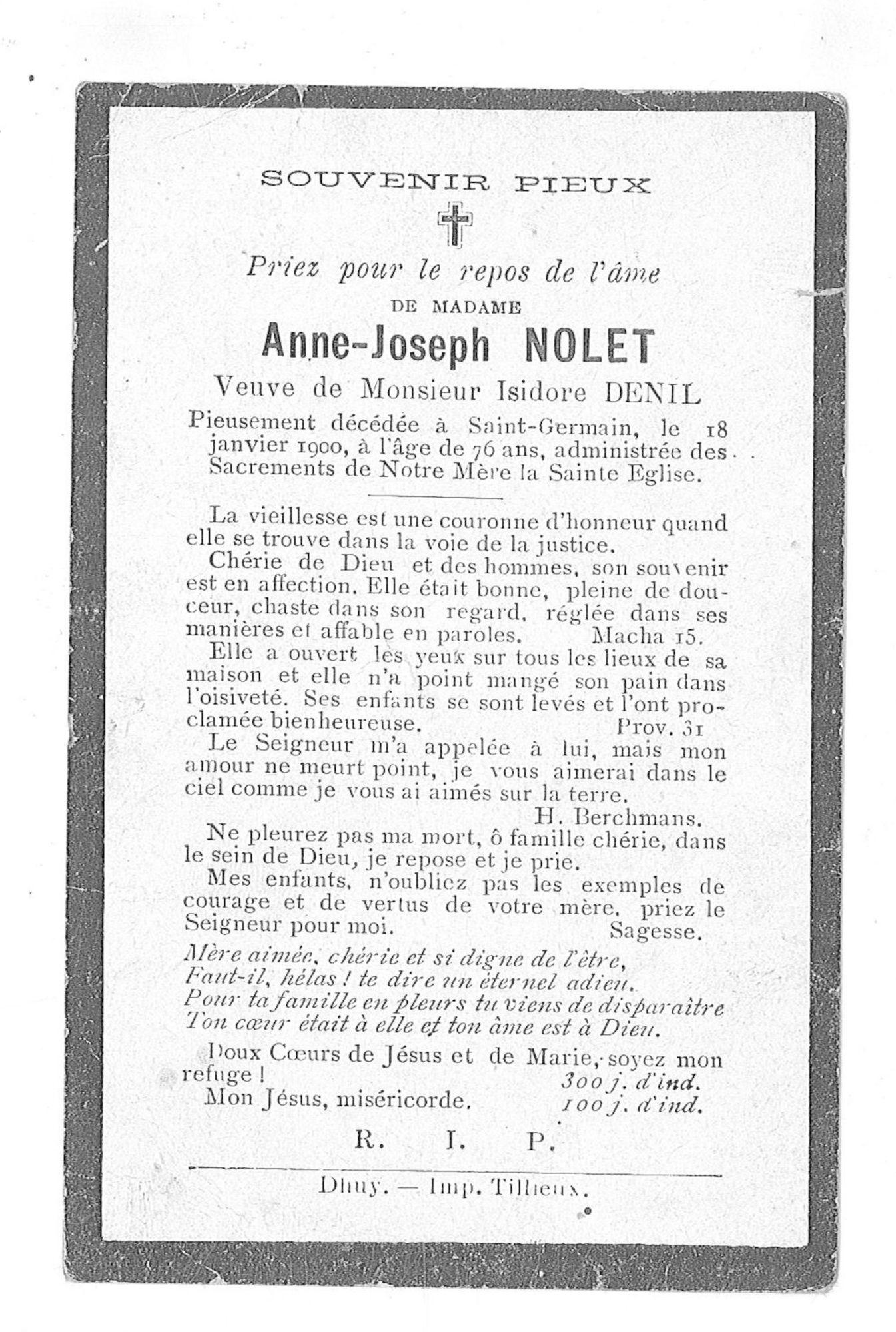 Anne-Joseph Nolet