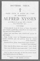 Alfred Nyssen