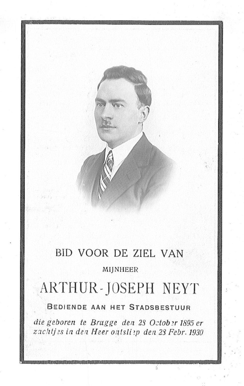 Arthur-Joseph Neyt