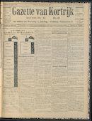 Gazette Van Kortrijk 1912-04-21