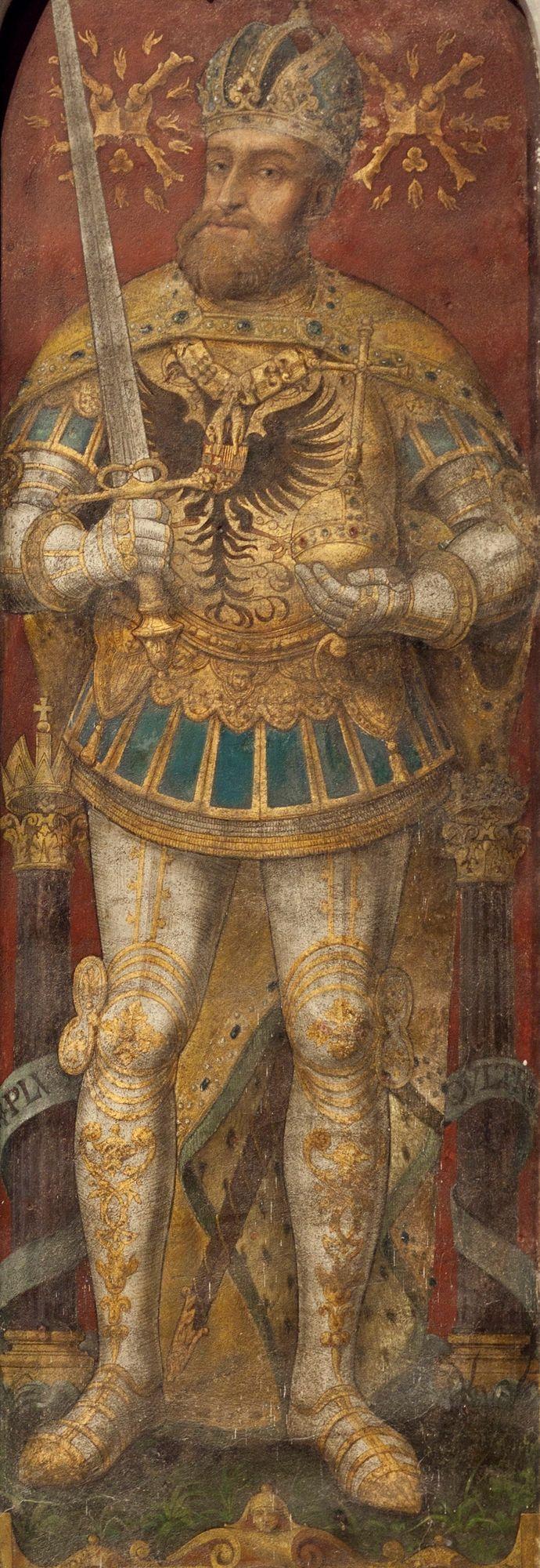 1506 - 1555 Keizer Karel V