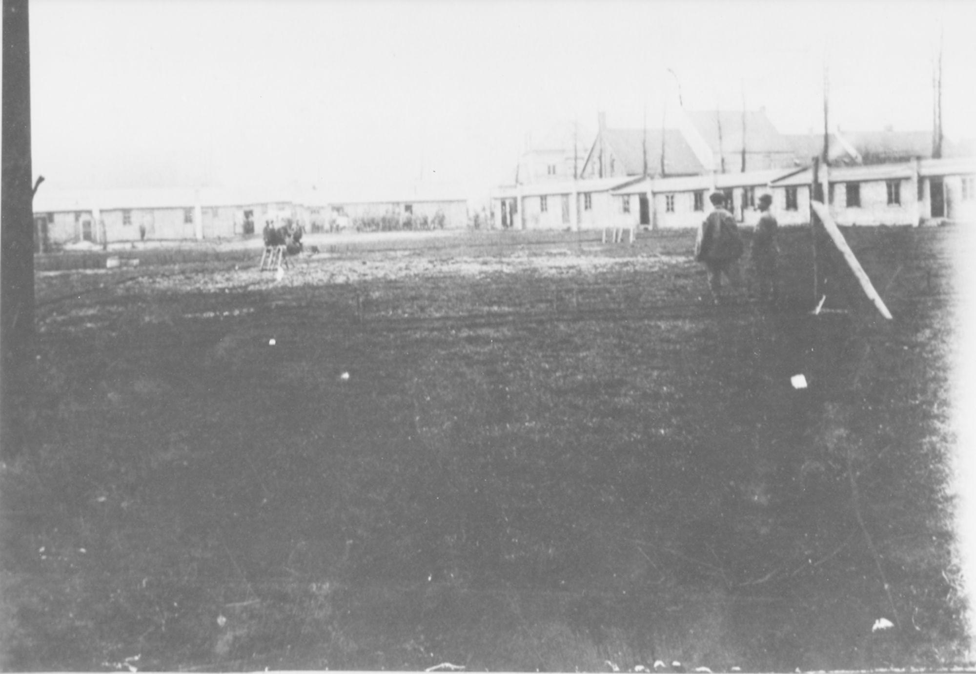 Gevangenkamp Wereldoorlog I Marke