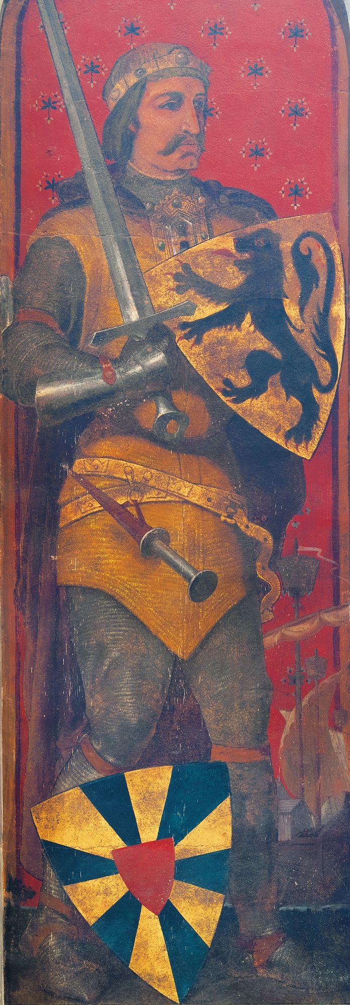 1168 - 1191 Filips van de Elzas