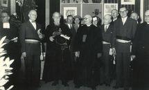 Missietentoonstelling ca. 1955