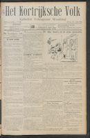 Het Kortrijksche Volk 1912-04-14