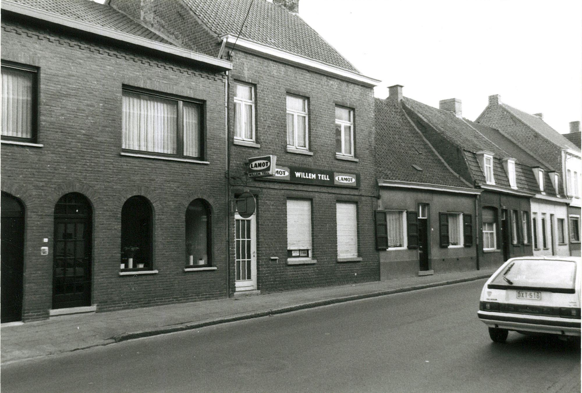 """Café """"Willem tell"""""""