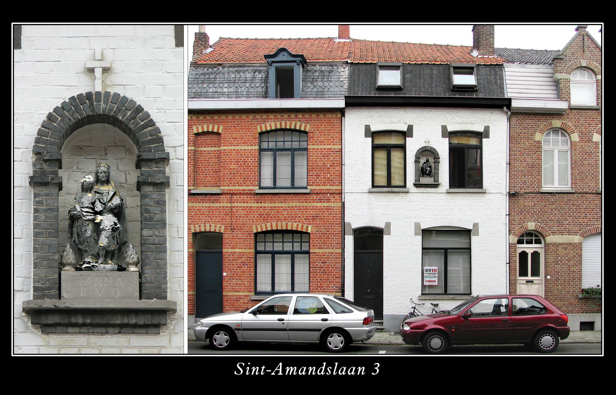 Muurkapel Sint-Amandslaan