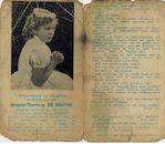 Doodsprentje Magda De Bruyne