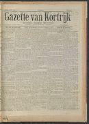 Gazette Van Kortrijk 1917-05-19