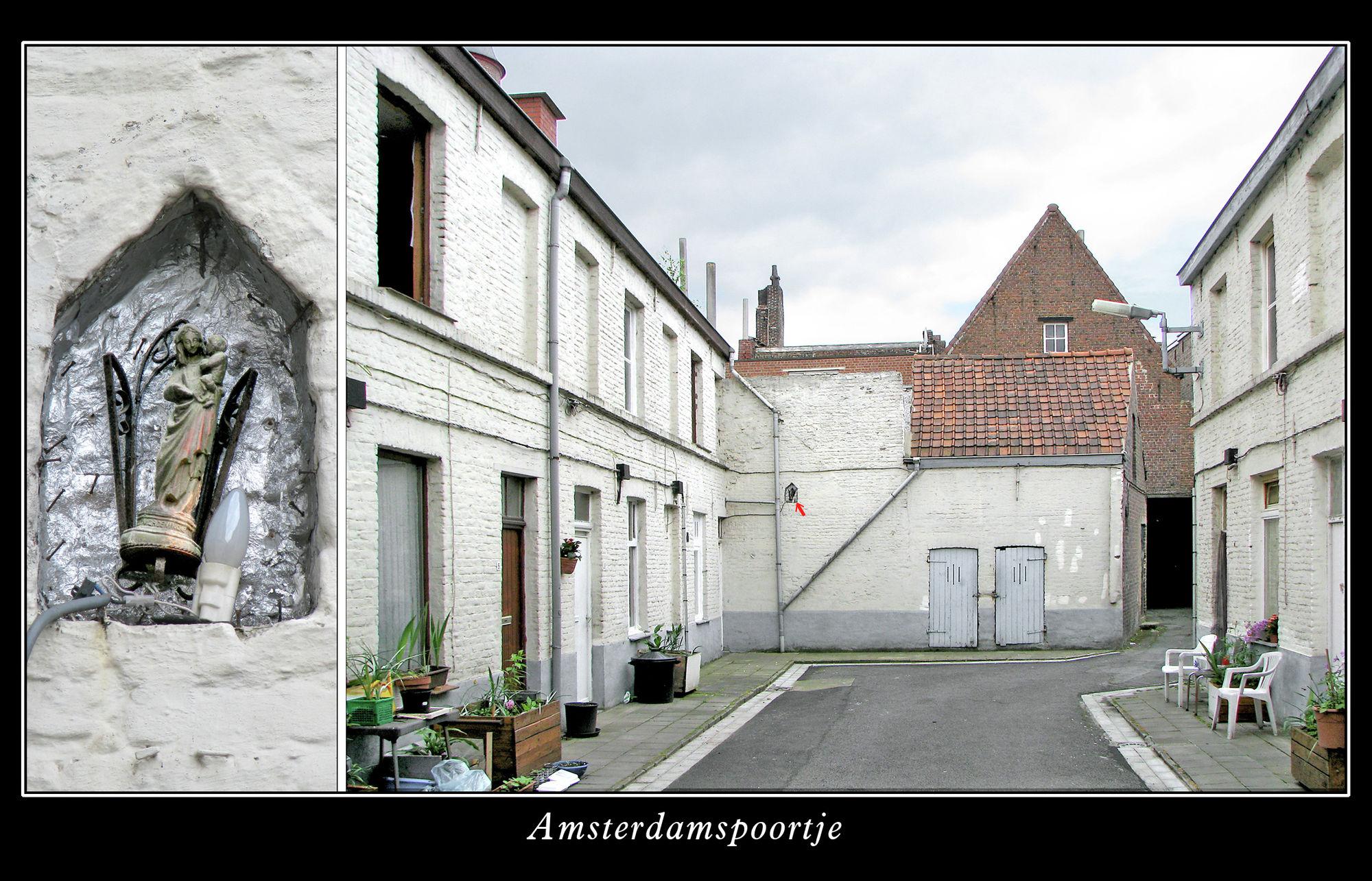 Muurkapel Amsterdamspoortje