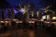 Sfeerbeeld Winter in Kortrijk 2014