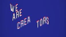 We are creators 16-9