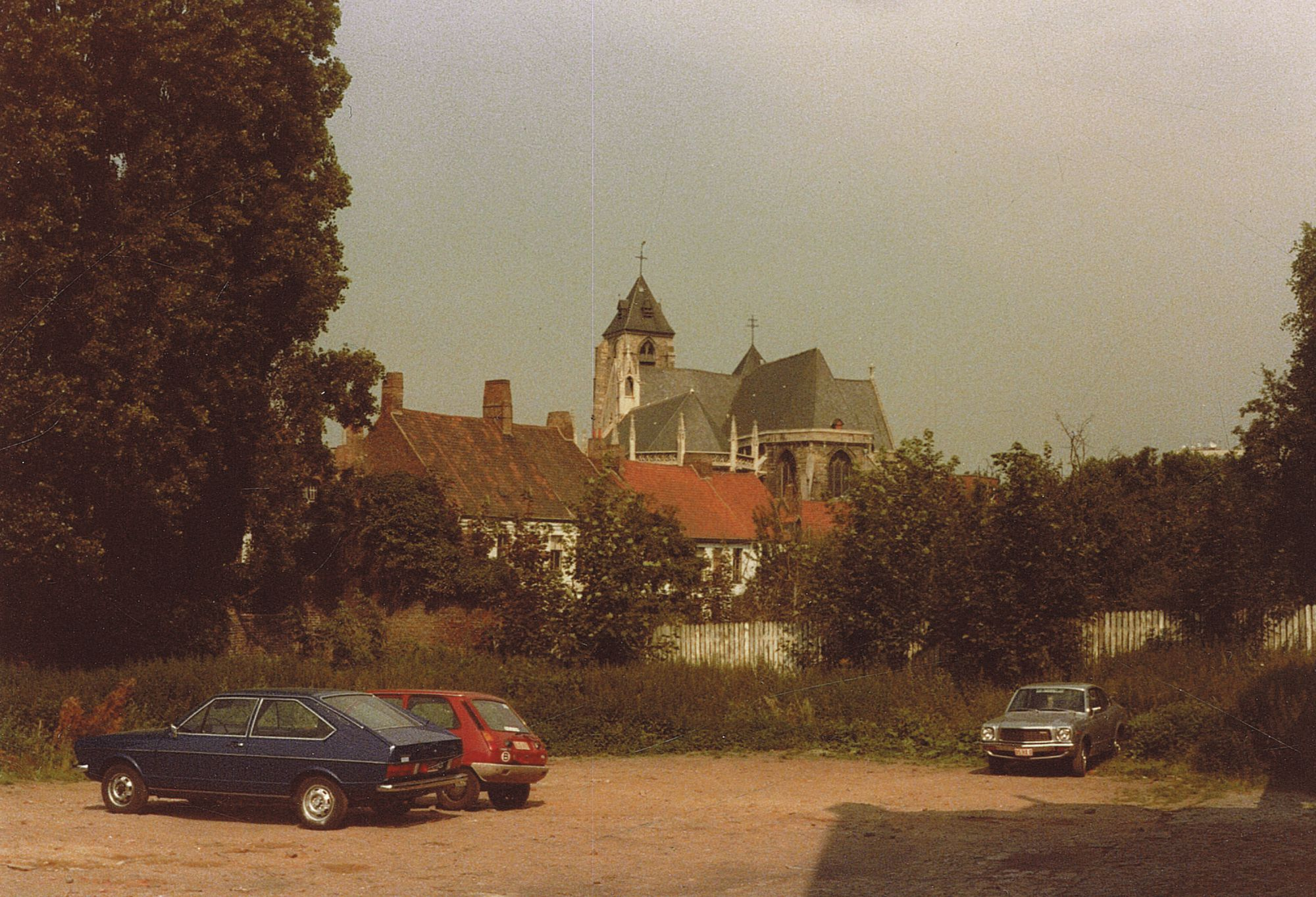 Achterkant O.-L.-Vrouwekerk