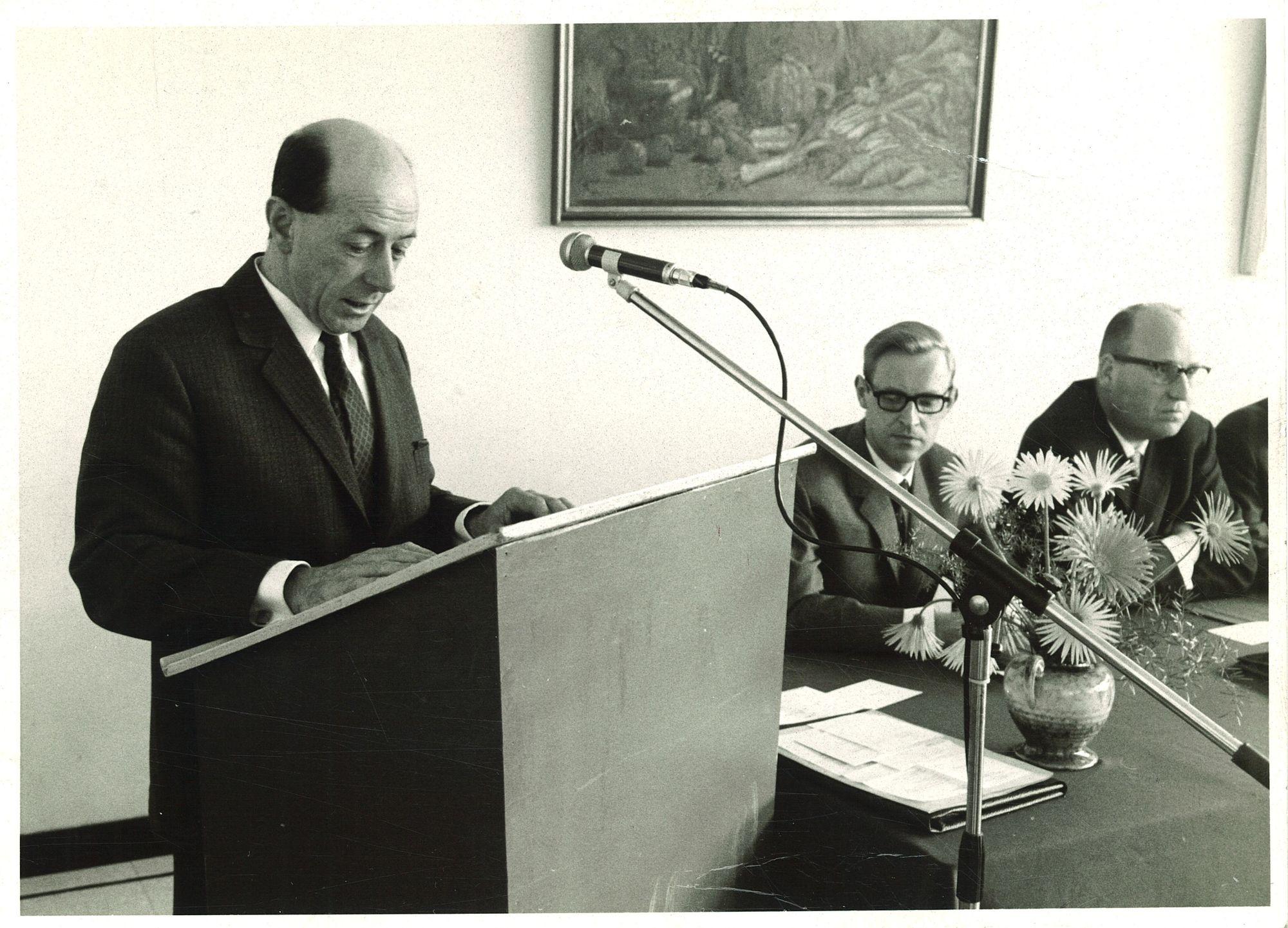 Directeur Lagrou