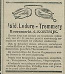 sid Ledure Tremmery