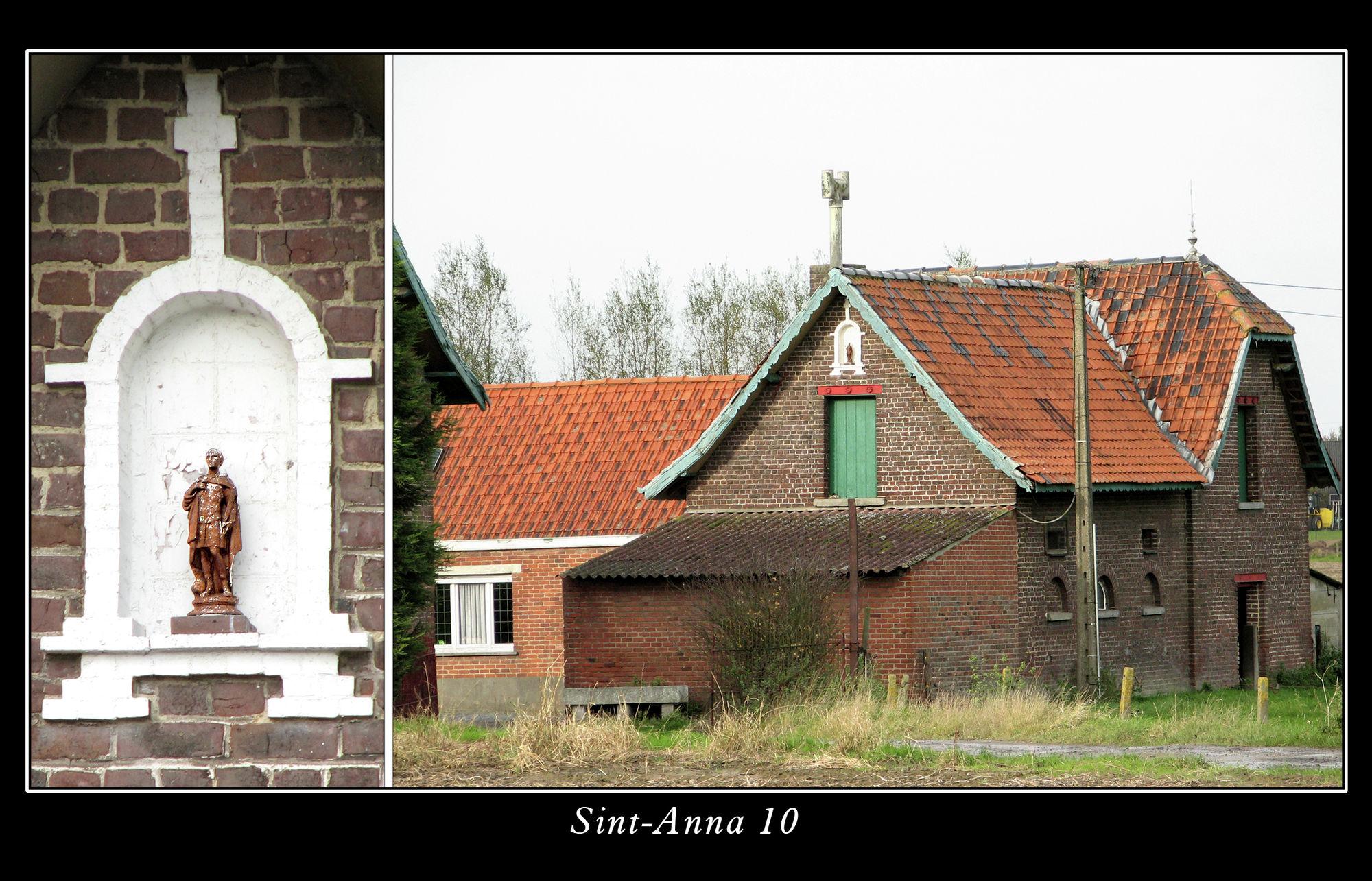 Muurkapel Sint-Anna