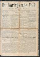 Het Kortrijksche Volk 1907-06-16