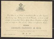 Cornelius-Franciscus De Moor