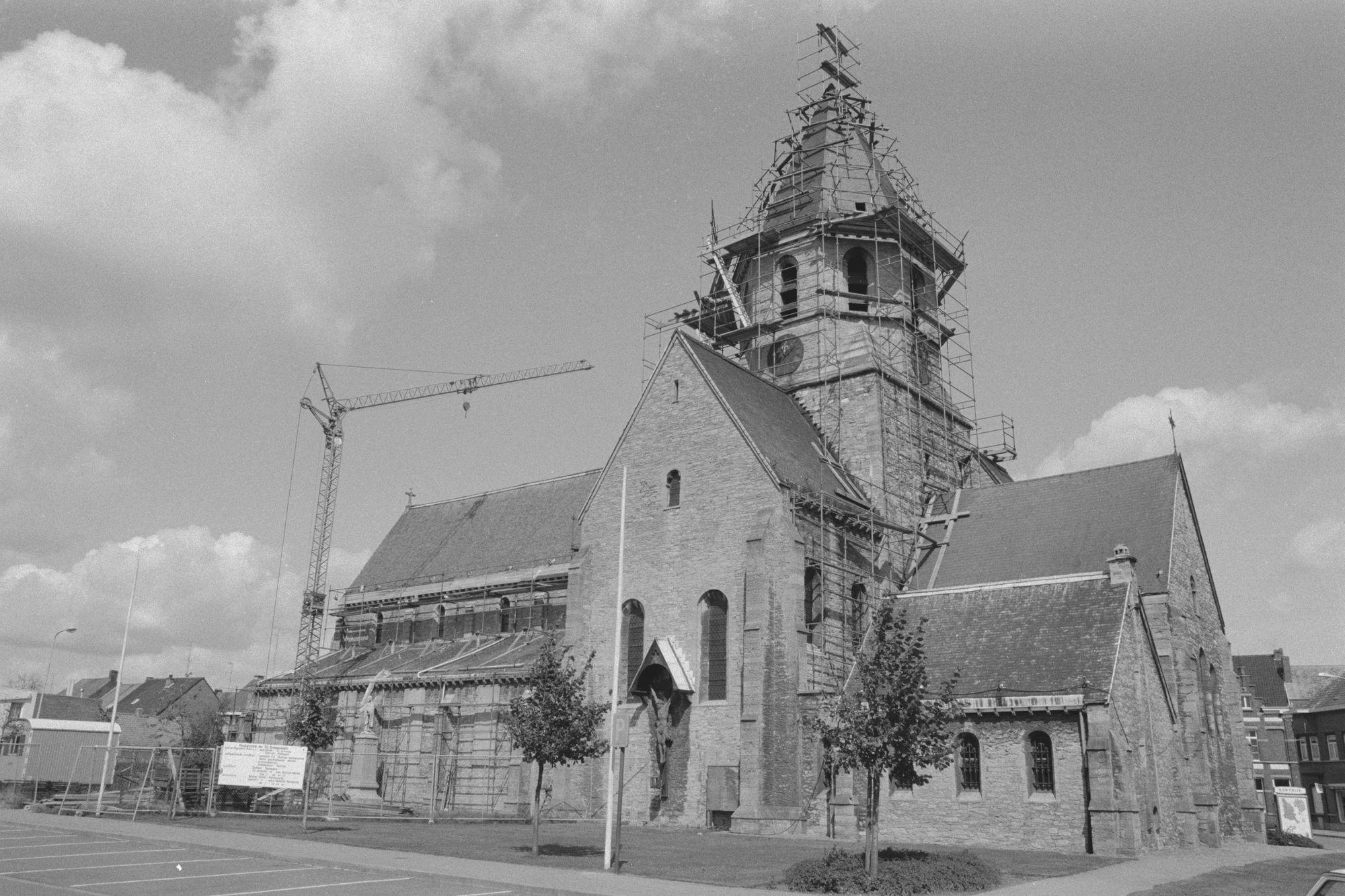 Stadsbeelden: Sint-Antonius Abtkerk