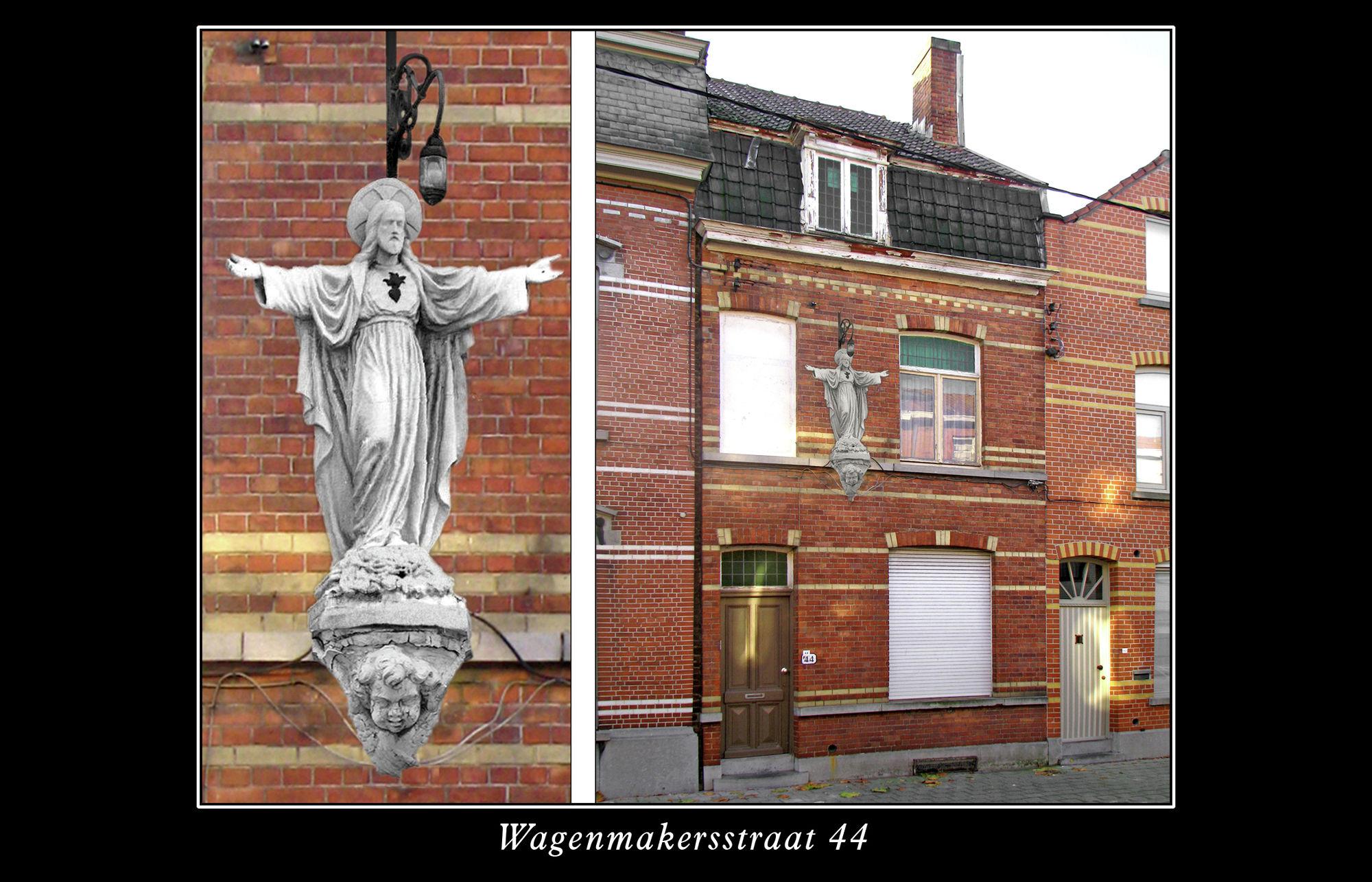 Wagenmakersstraat