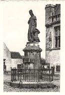 Westflandrica - standbeeld van Jacob Van Maerlant