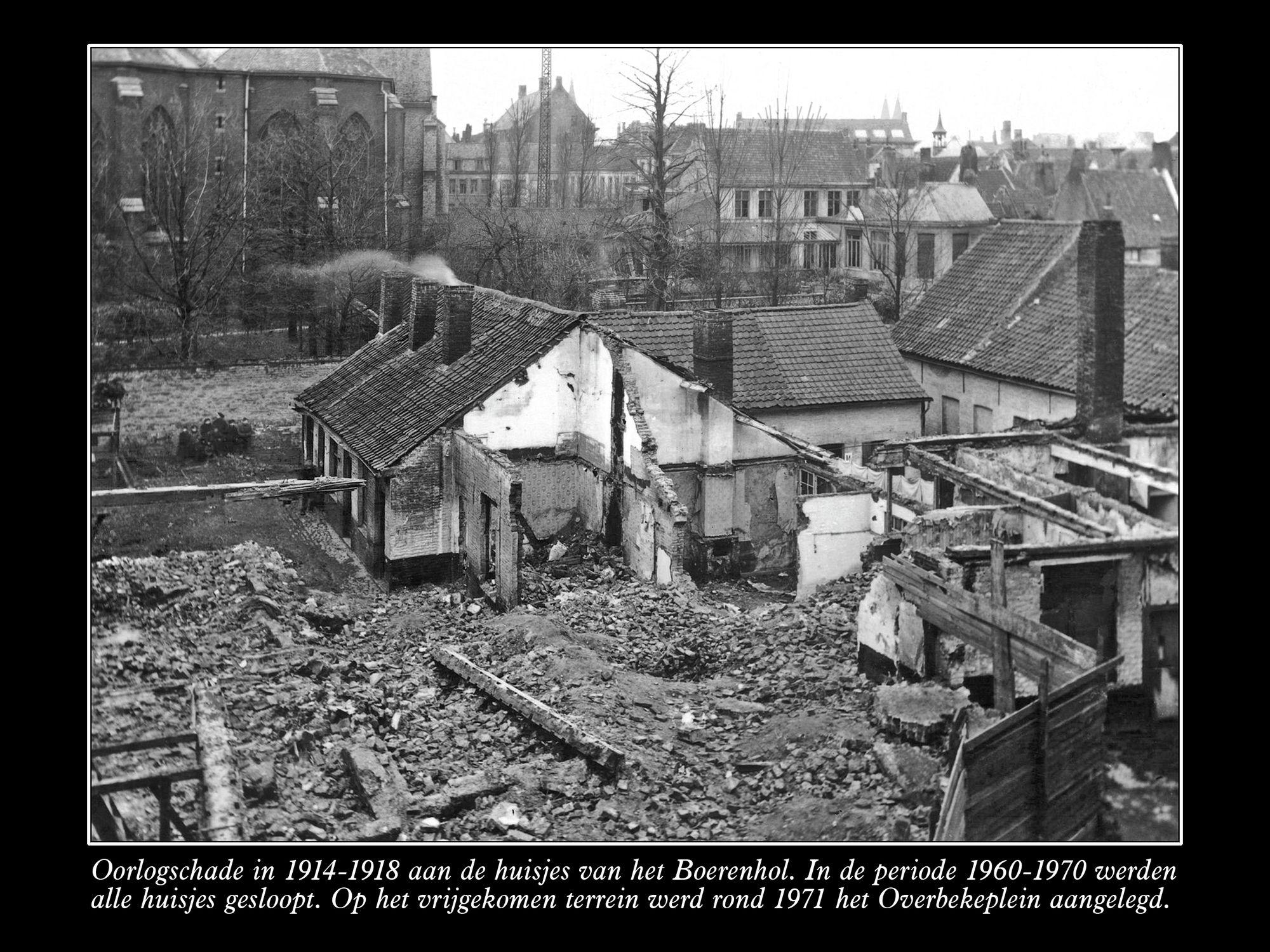 Boerenhol 1914-1918