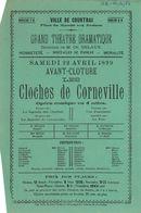 Paasfoor 1899: operette