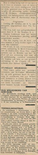Nieuws uit Kortrijk-1