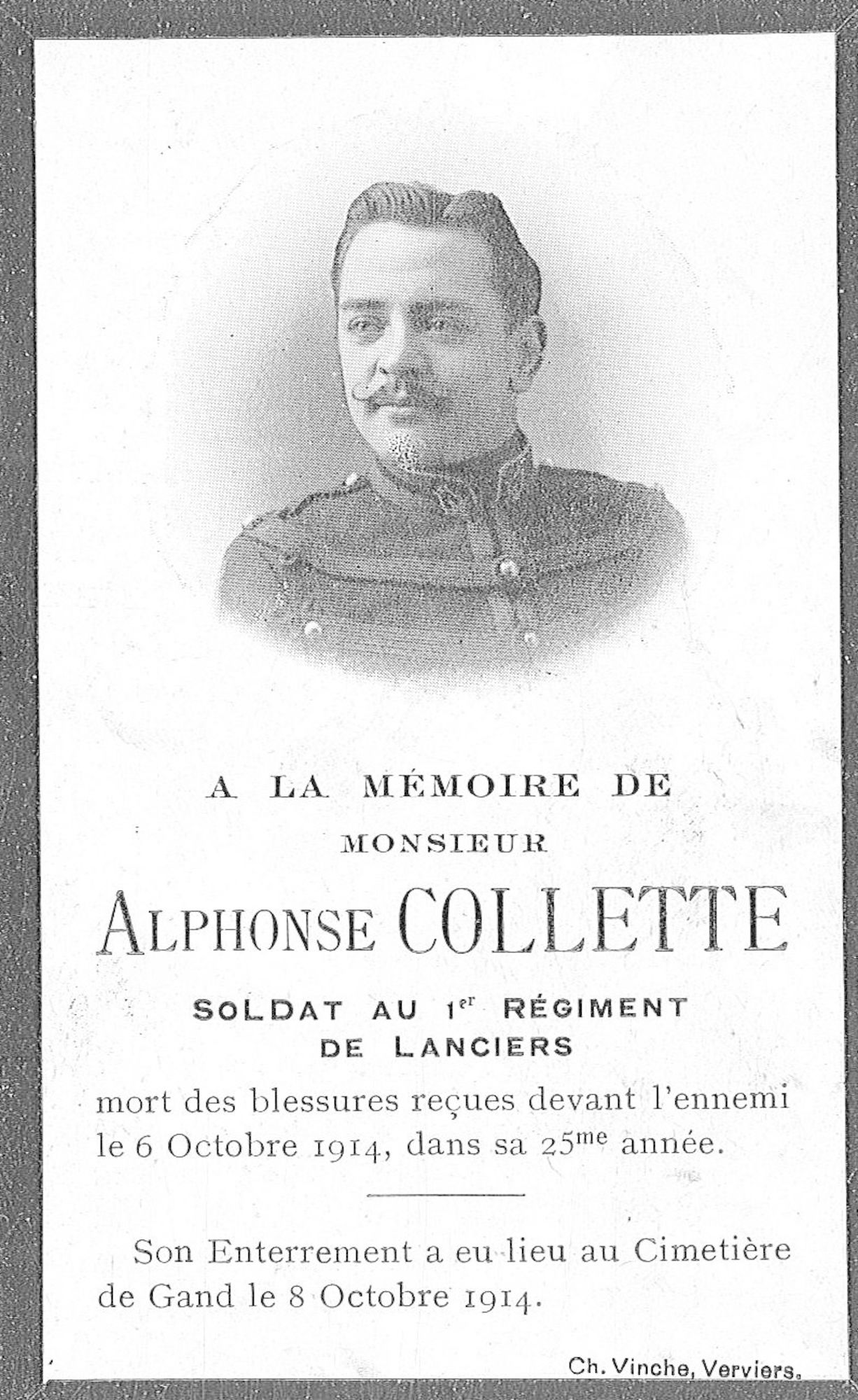 Alphonse Collette