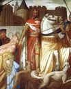 Graaf Boudewijn IX vertrekt op kruistocht 1202