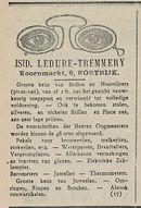 ISTD LEDURE TREMMERY