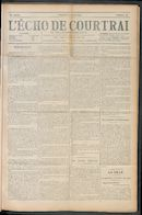 L'echo De Courtrai 1910-04-10
