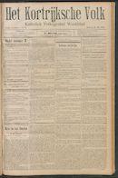 Het Kortrijksche Volk 1910-05-22