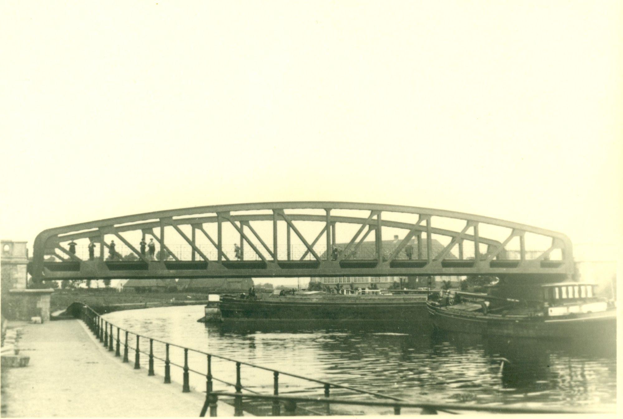 Groeningebrug vóór 1940