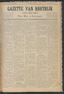 Gazette Van Kortrijk 1882-08-26