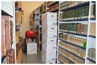 Verhuis historische fondsen de Bethune, Goethals-Vercruysse en pastoor Slosse